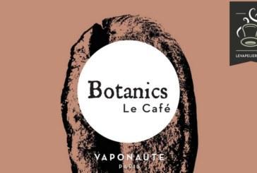 LE CAFE (GAMME BOTANICS) par VAPONAUTE PARIS