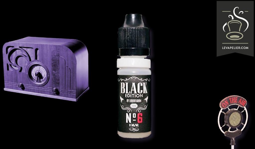 N ° 6 (Black Edition Range) door Liquidarom