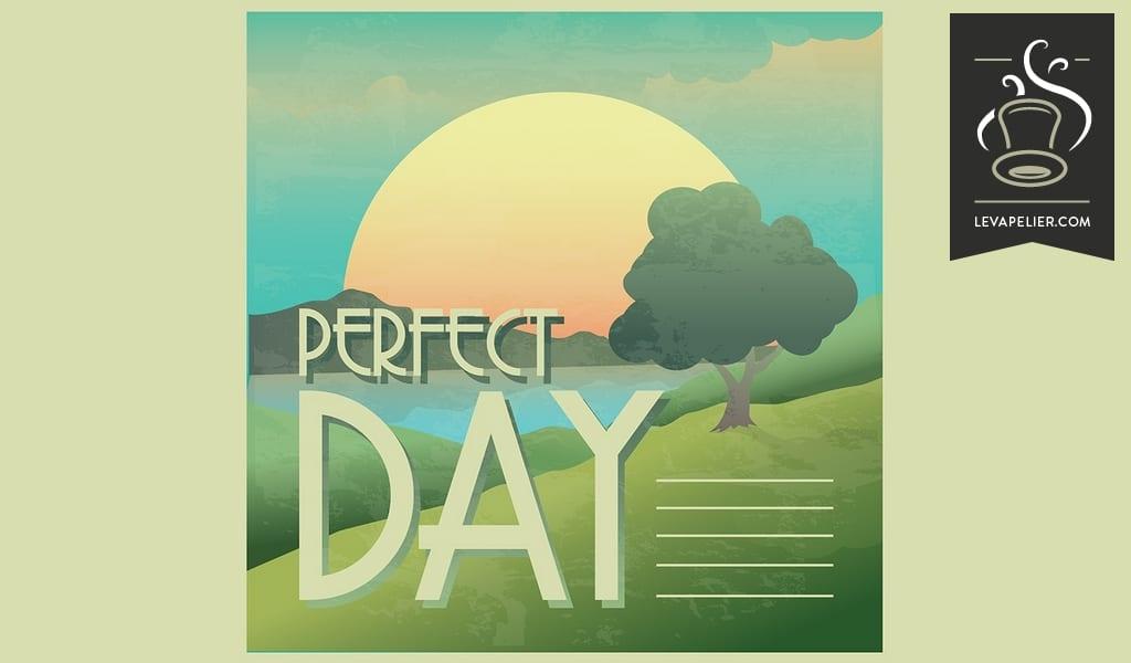 PERFECT DAY (VAPONAUTE RANGE 24) by VAPONAUTE PARIS