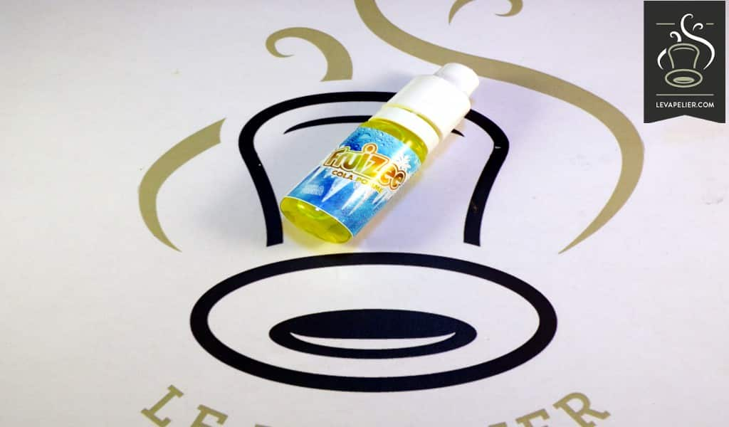 Cola Apple (Fruizee-assortiment) van Eliquid France