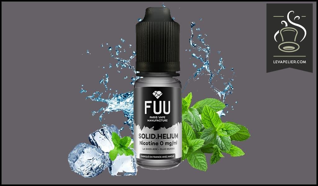 Solid Helium (Gamme Original Silver) par THE FUU