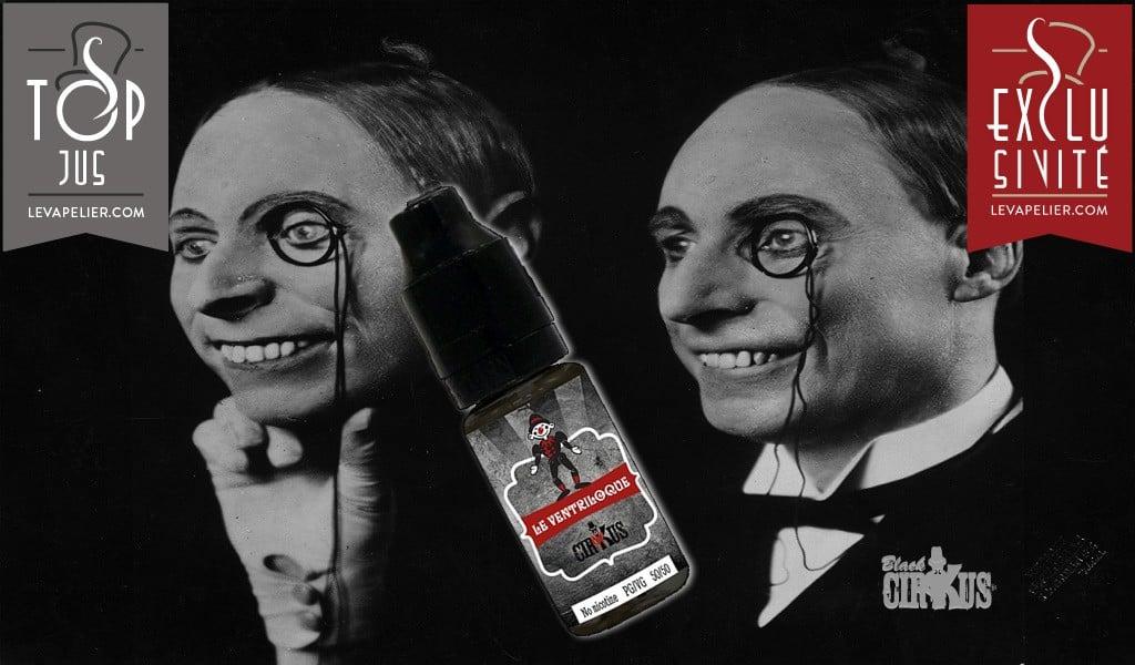 Le Ventriloque ( Gamme Black Cirkus ) par Cirkus