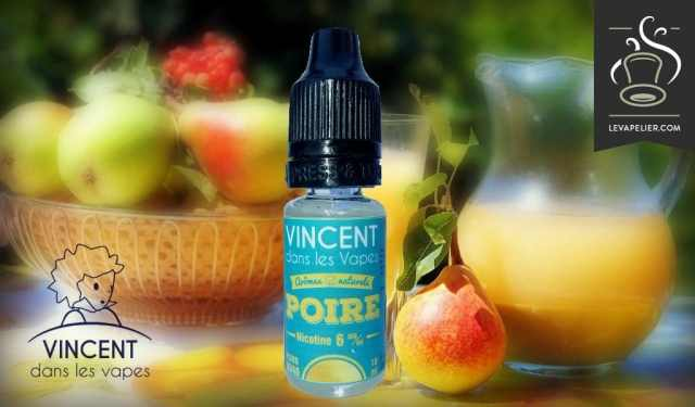 Pear (Range The Incontournables) by Vincent In the Vapes