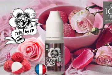 Rosaly (Gamme Rebel) par Flavour Power