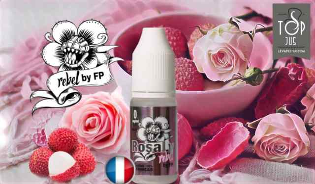 Rosaly Rebel Range van Flavour Power