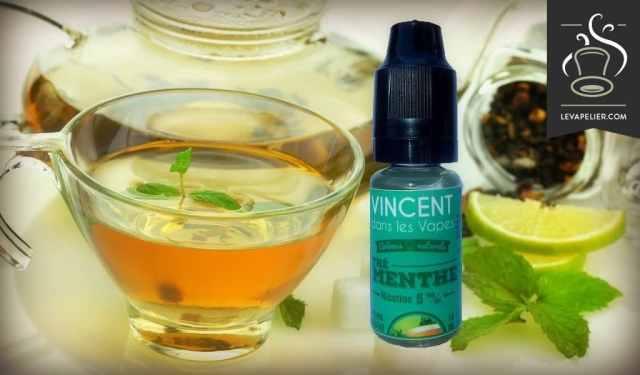 Tè alla menta (gamma classica) di Vincent In The Vapes