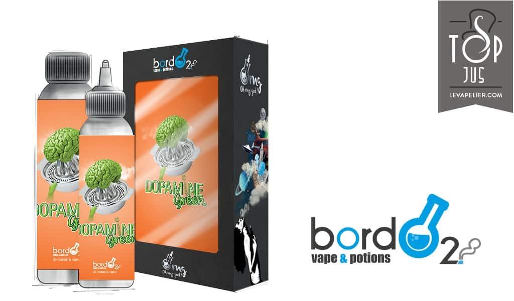 Dopamine Green (Oh My God! Range) van BordO2