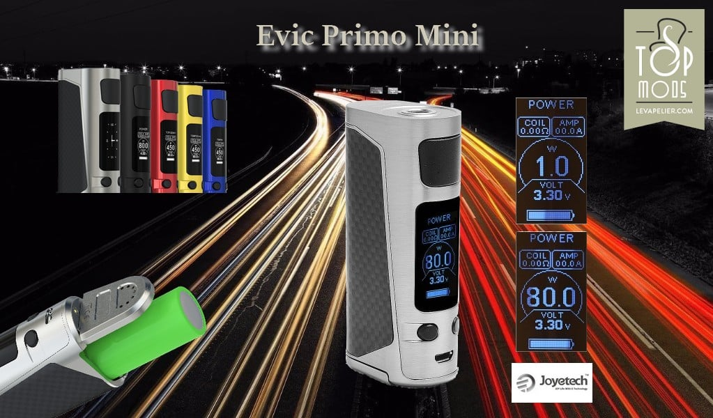 Evic Primo Mini by Joyetech