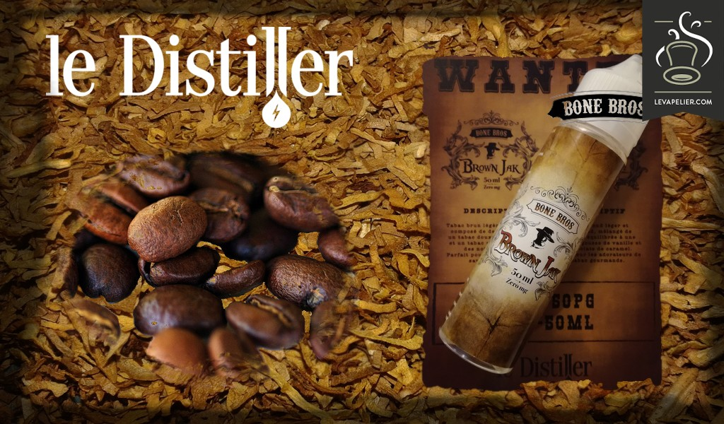 Brown Jack (Bone Bros) by Le Distiller