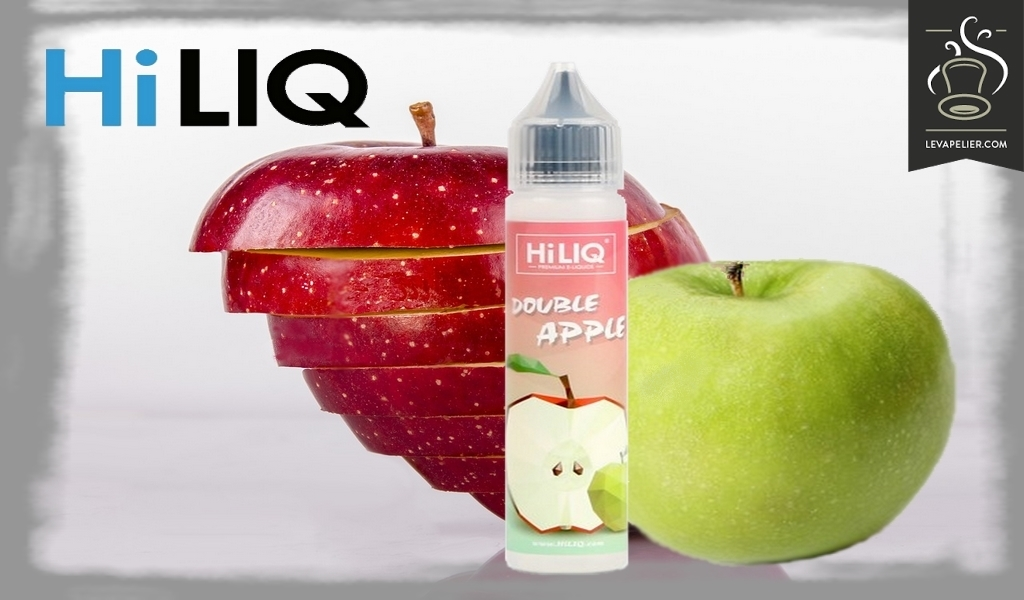 Double Apple par Hiliq