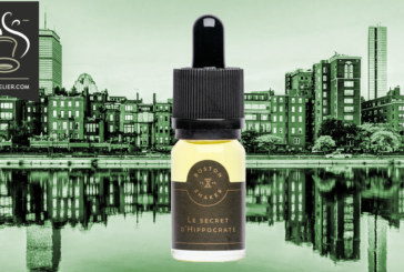The Secret of Hippocrates (Short Juices Series) door Boston Shaker Vape