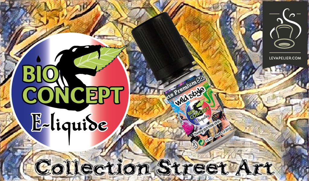 Wild Style (Gamme Street Art) par Bio Concept