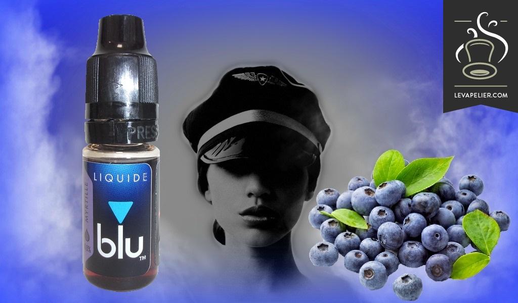 Blueberry van BLU