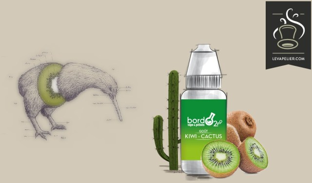 Kiwi Cactus (Gamme Classique) par BordO2