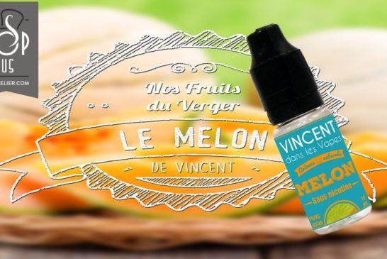 Melon (Range The Incontournables) door Vincent In The Vapes