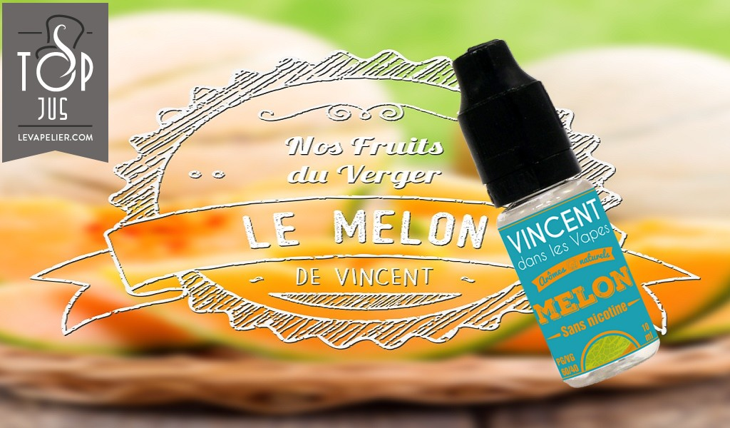 Melon (Range The Incontournables) door Vincent In The Vapes