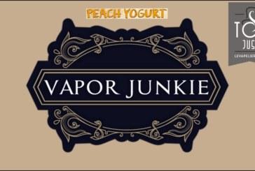 Peach Yogurt van Vapor Junkie