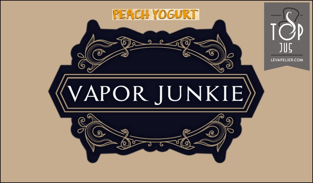 Peach Yogurt par Vapor Junkie