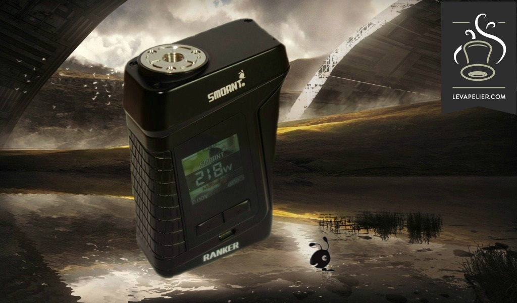 Ranker TC218 by Smoant