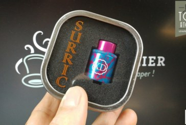 Surric XD RDA door Surric Vapes