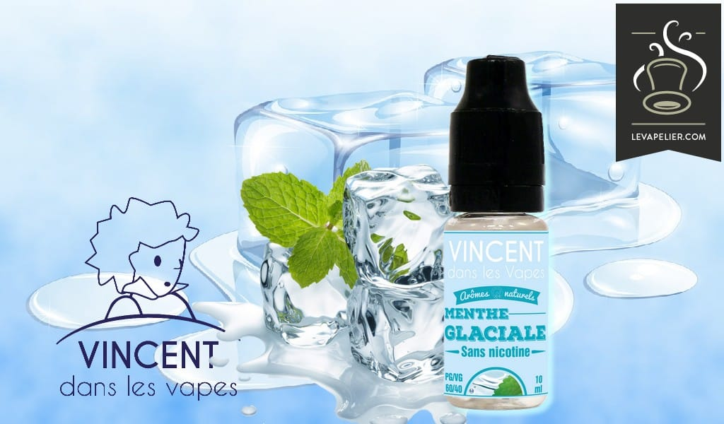 Glacial Mint (Range Incontournables Mint) van Vincent In The Vapes
