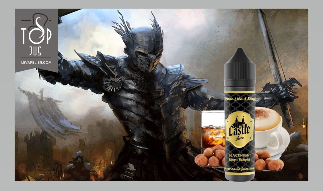 Blacknight (Gamme King's Delight) par Castle Juice