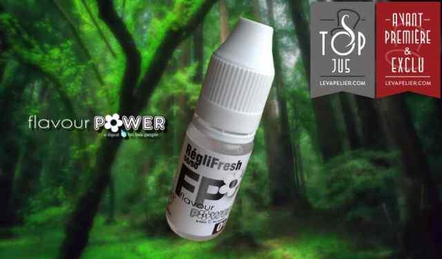 RégliFresh (Gamme 50/50) par Flavour Power