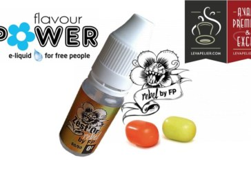 Zest'Or (Gamme Rebel by FP) par Flavour Power EXCLU