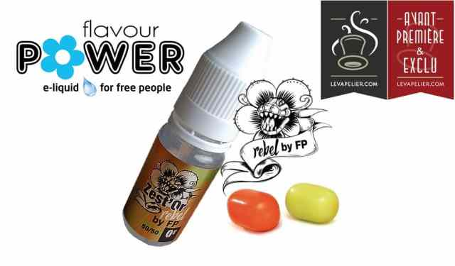 Zest'Or (Rebel por FP Range) por Flavor Power EXCLU