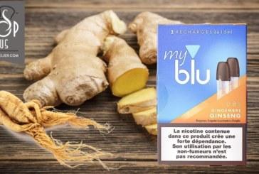 Gingembre Ginseng (Gamme myblu) par blu