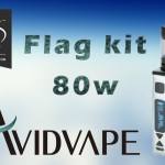 Flag 80W KIT par Avidvape