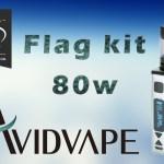 Bandiera 80W KIT di Avidvape