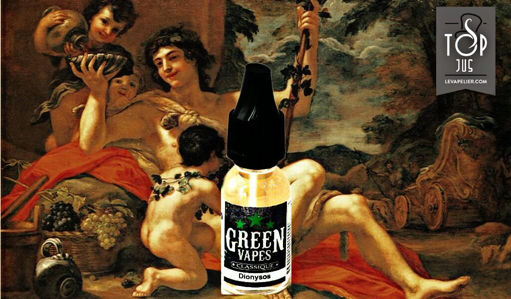 Dionysos (Gamme Classique) par Green Vapes
