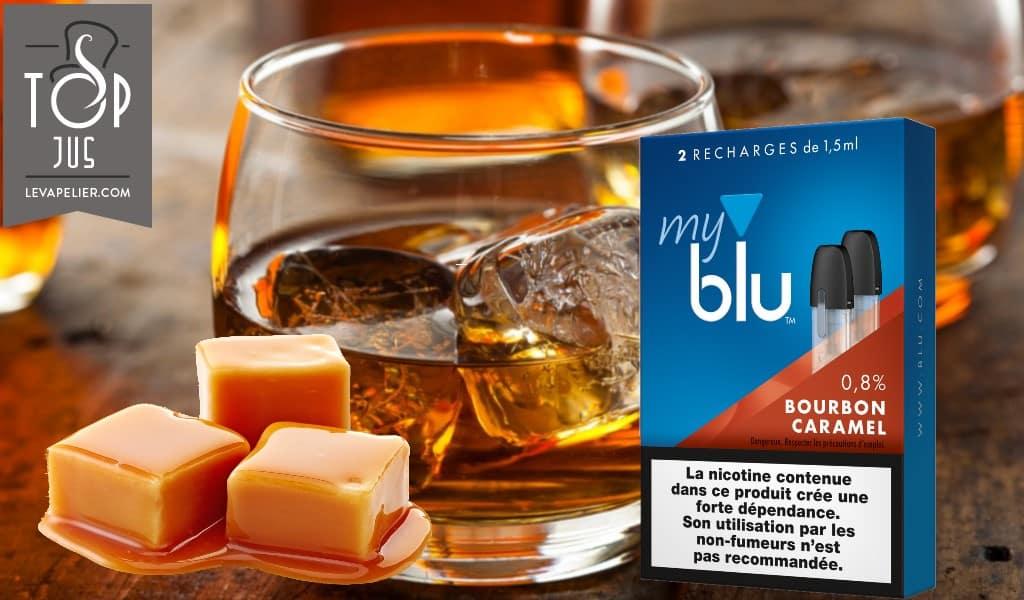 Bourbon Caramel (myblu-reeks) van blu