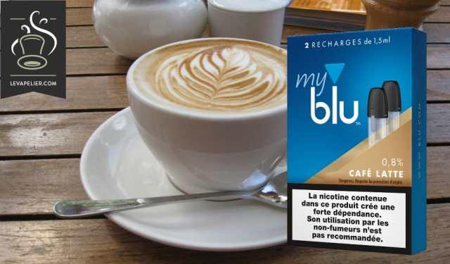 Café Latte par blu