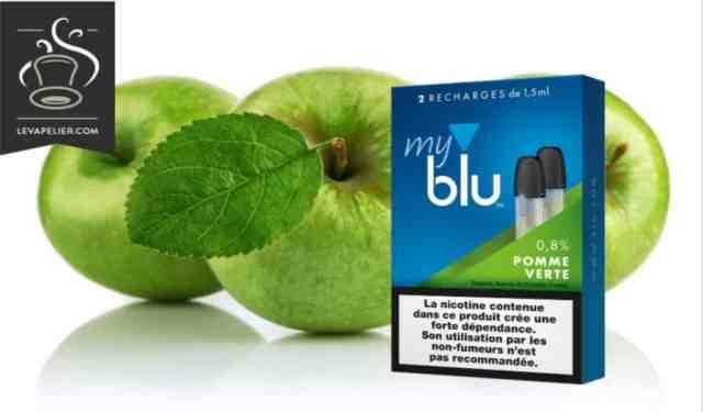 青苹果(myblu范围)由blu