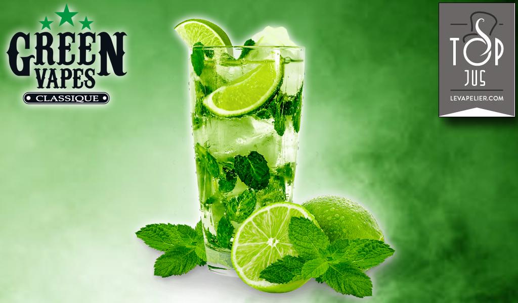 Mojito (Classic Range) van Green Liquides