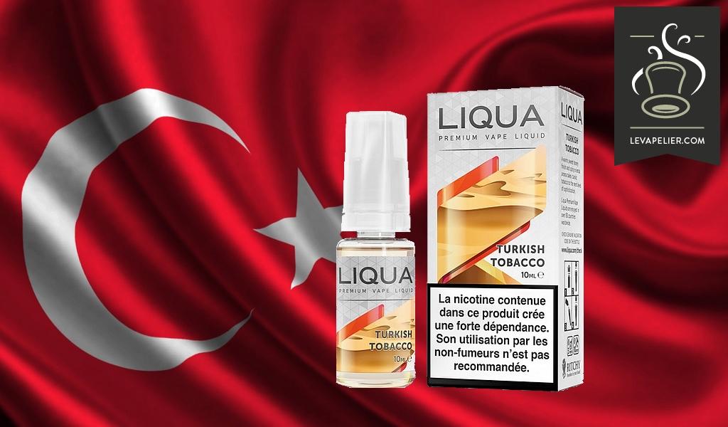 Turkish Tobacco par Liqua