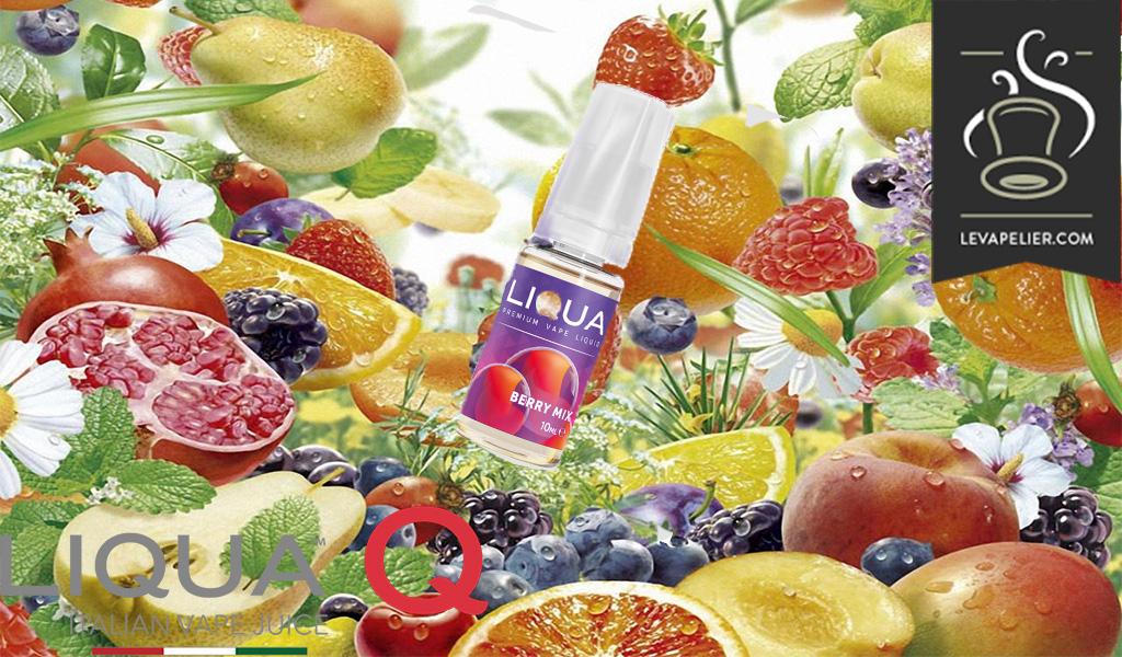Berry Mix (Gamme Elements) par liqua