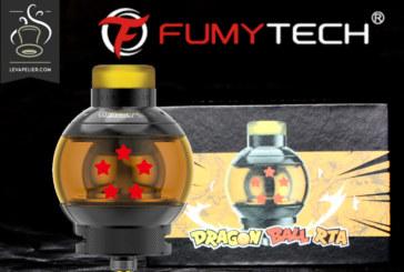 Dragon Ball RTA V2 door Fumytech