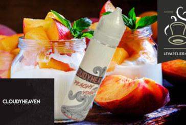 Peachy Yogurt par Cloudy Heaven