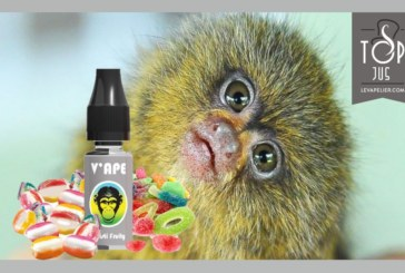 V'APE的Ouisti Fruity(灰色系列)