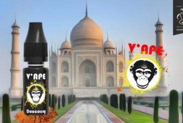 Doucoury (Gamme Black) par V'ape