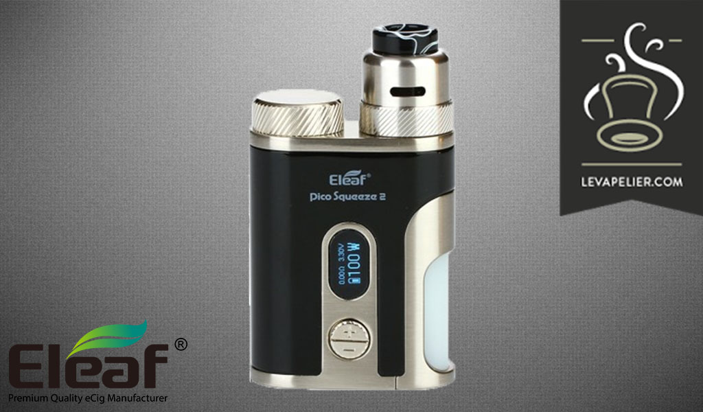 Pico Squeeze 2 by Eleaf