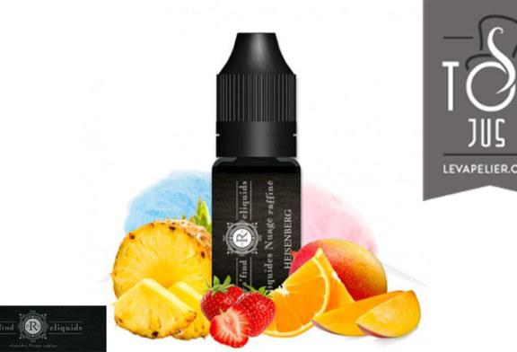 HEISENBERG par Refind e-liquides