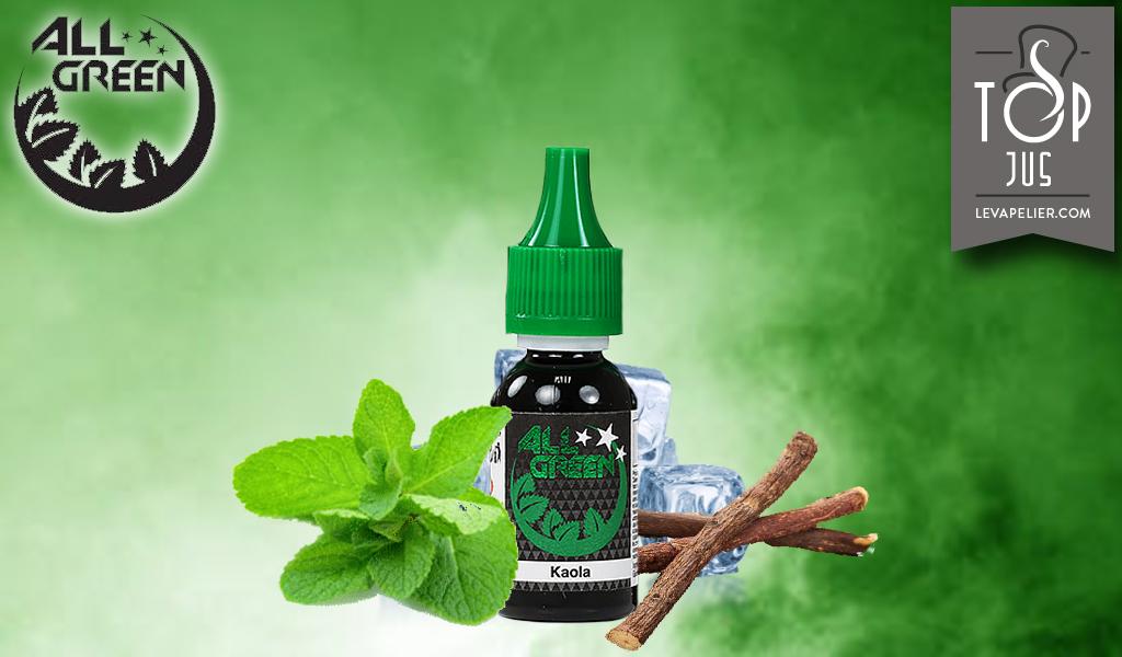 Kaola (Gamme All Green) par Green Liquides