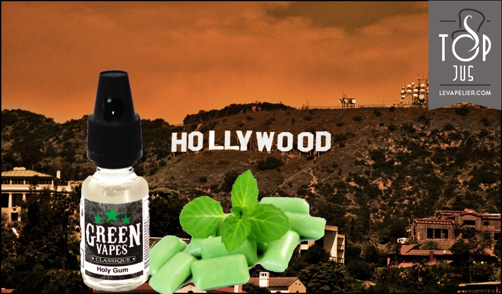 Holy Gum (Classical Range) van Green Vapes