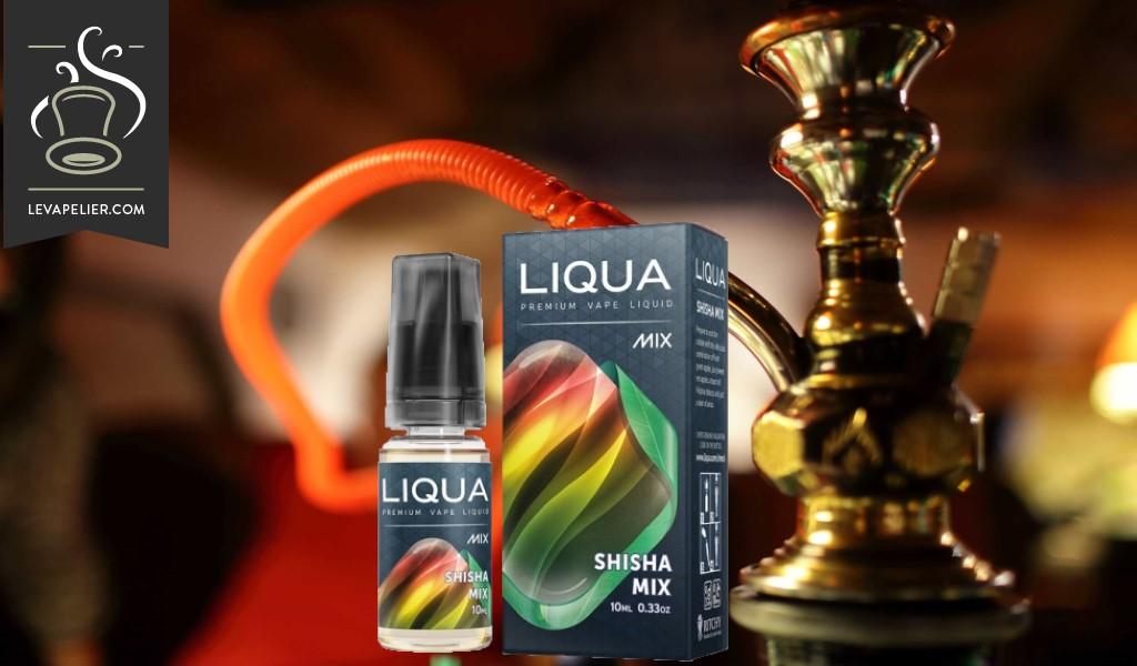 Shisha Mix (Gamme Mix) par Liqua
