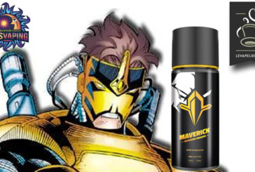 Maverick (Gamme Super Heroes) par My's Vaping