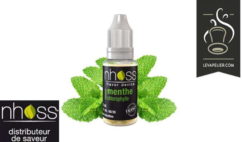 Mint Chlorophyll door Nhoss